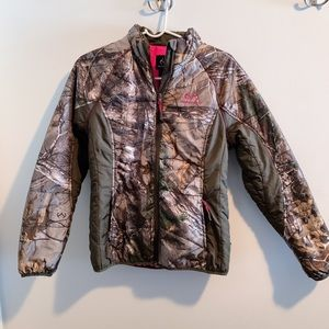 Realtree Xtra Packable Insulted Jacket